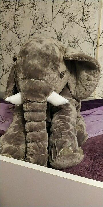 Animais de pelúcia Elefante Pelúcia Boneca