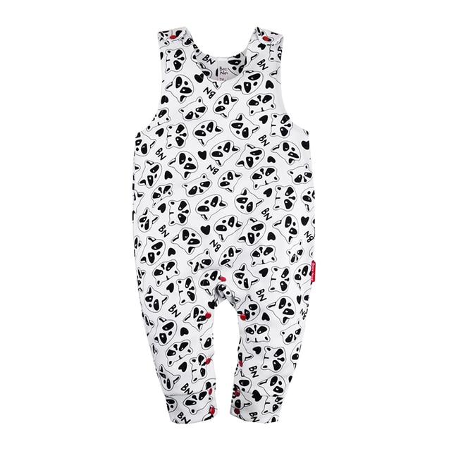 Полукомбинезон 'Panda baby' Bossa Nova 517B-371B