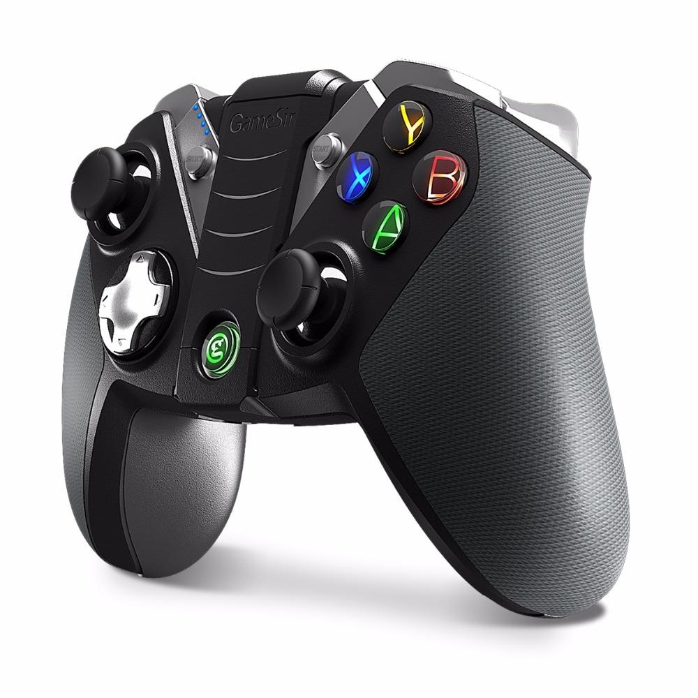 GameSir G4/G4s Bluetooth 4.0 2.4G contrôleur de jeu nes Gamepad sans fil/filaire contrôleur Bluetooth PC snes (CN, US, poste ES)