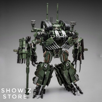 [Show.Z Store] Weijiang WJ Brawl Oversized Transformation Action Figure