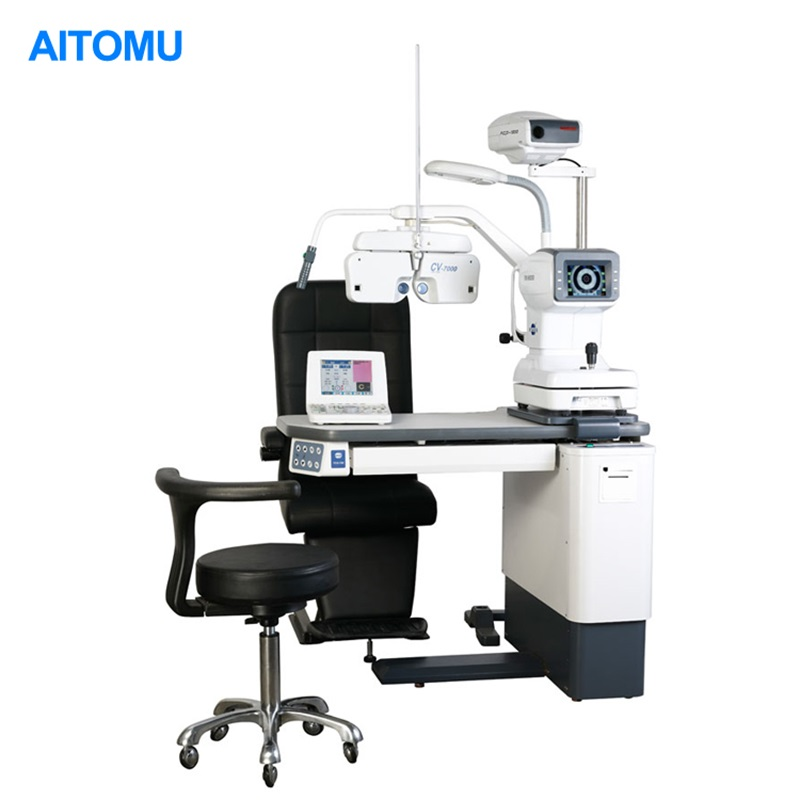 China Shanghai Ophthalmoloy Ophthalmic Optometry Optical Equipment Instruments Machine