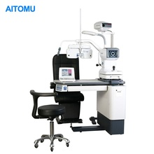 China Shanghai Ophthalmoloy Ophthalmic Optometry Optical Equipment Instruments Machine стоимость