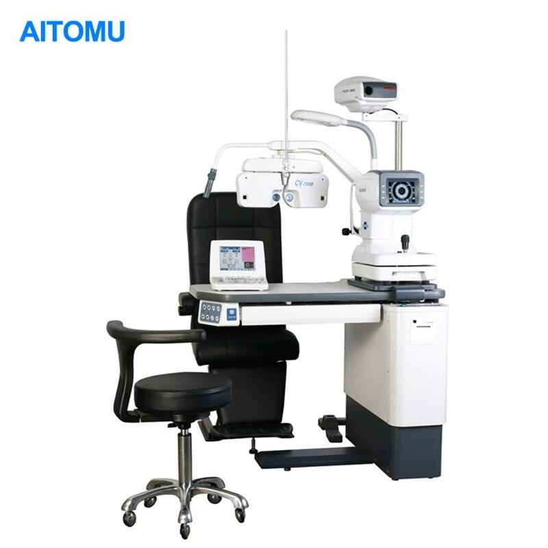China Shanghai oftalmoloy optometría oftálmica equipo óptico máquina de instrumentos