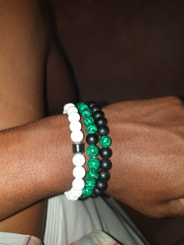 Green Distance Bracelets photo review