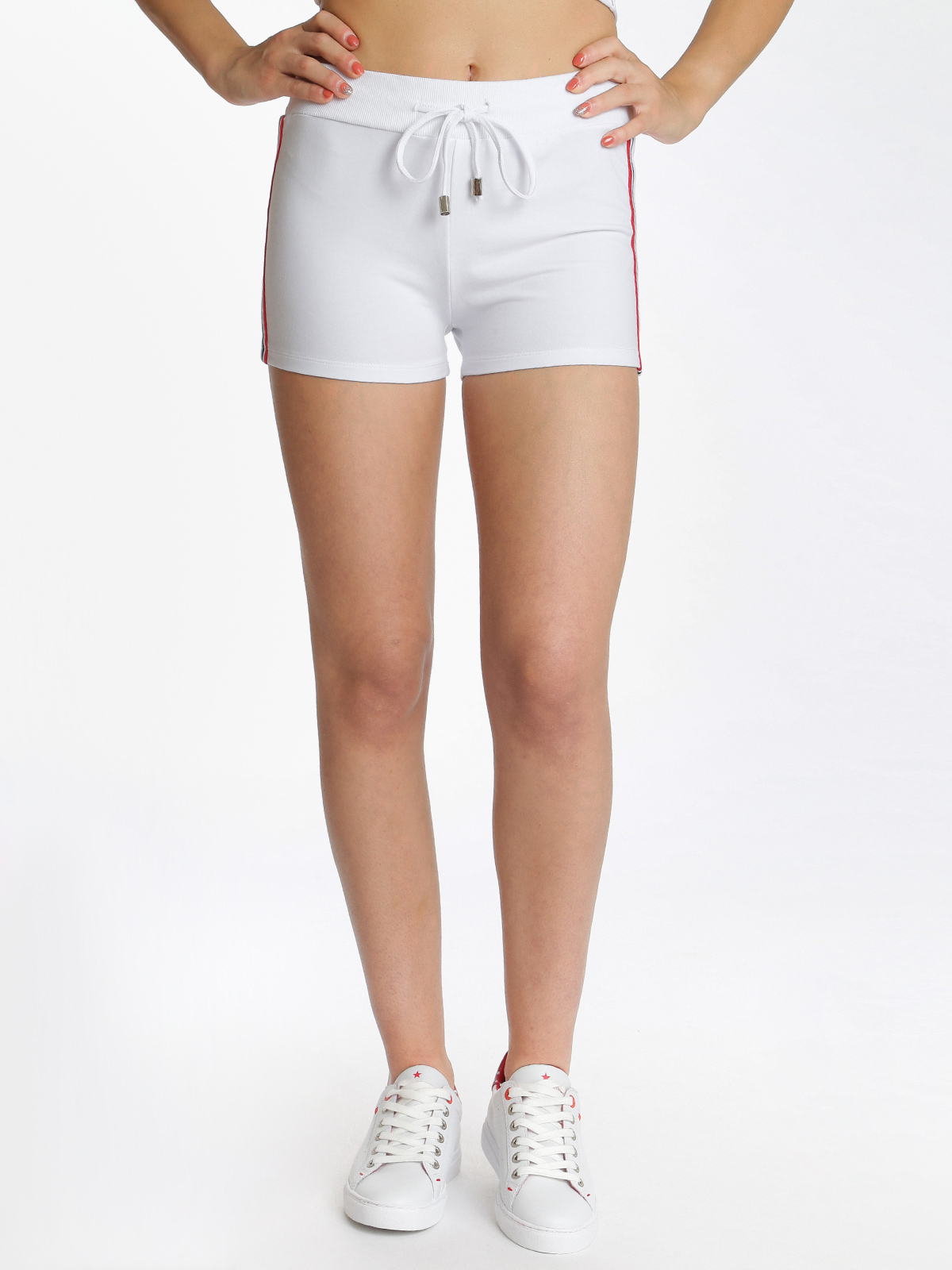 Shorts With Insets