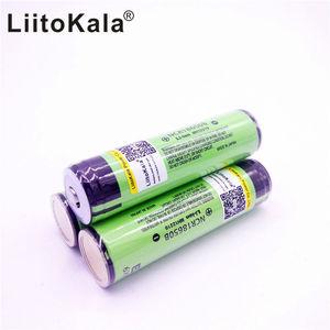Image 5 - Liitokala 2PCS  Original 18650 3400mah Protected battery 3.7V Li lon Rechargebale battery