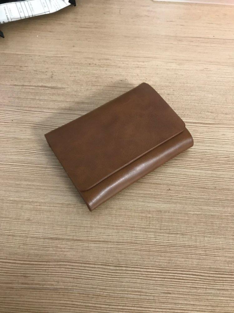 KUDIAN BEAR Leather Men Money Clip Wallet Magnet Minimalist Fake Designers Wallet i clip Rfid Carteras Hombre– BID057 PM49 photo review