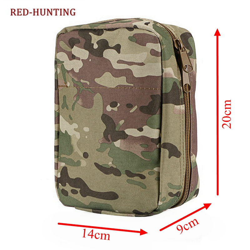 New Molle Arm Band Map Case 4 Colors--Airsoft