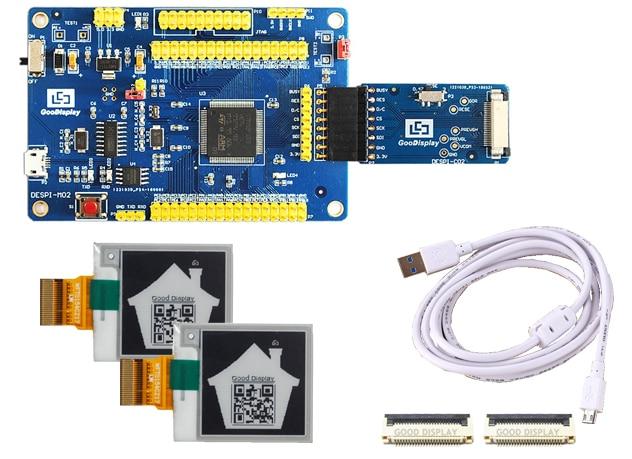 GDEW0154T8+PCB++USB