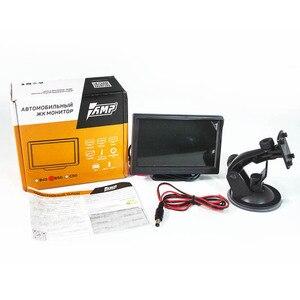 AMP B50 Monitor de coche de 5