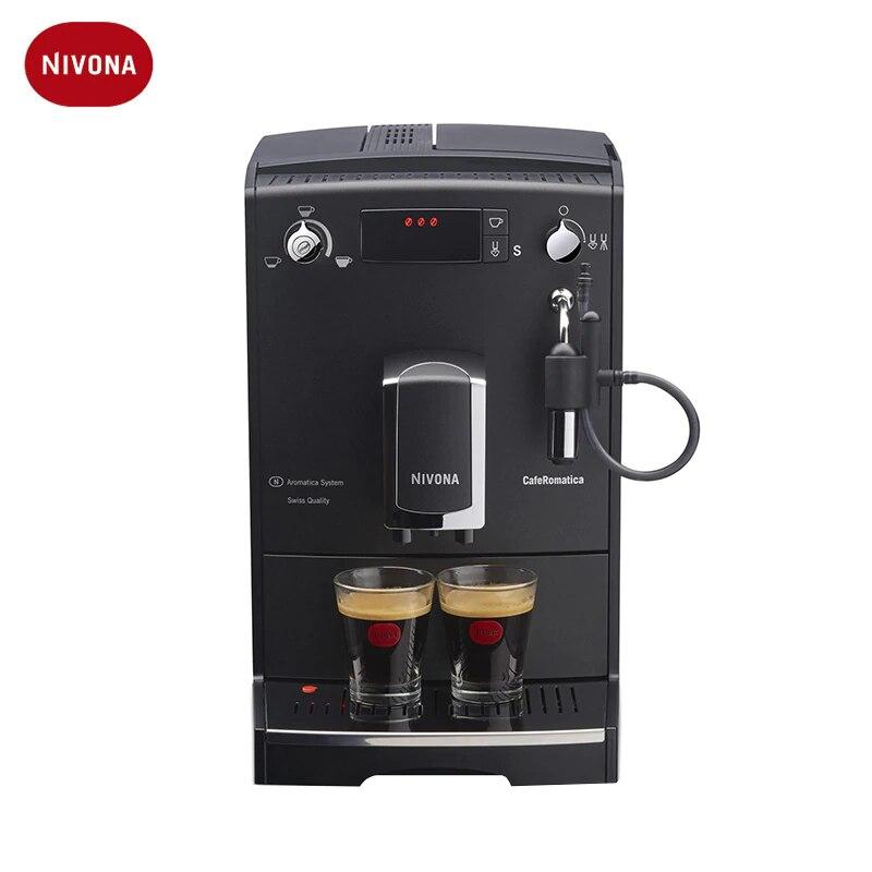 Coffee machine Nivona CafeRomatica NICR 520 capuchinator coffee maker automatic kitchen appliances goods
