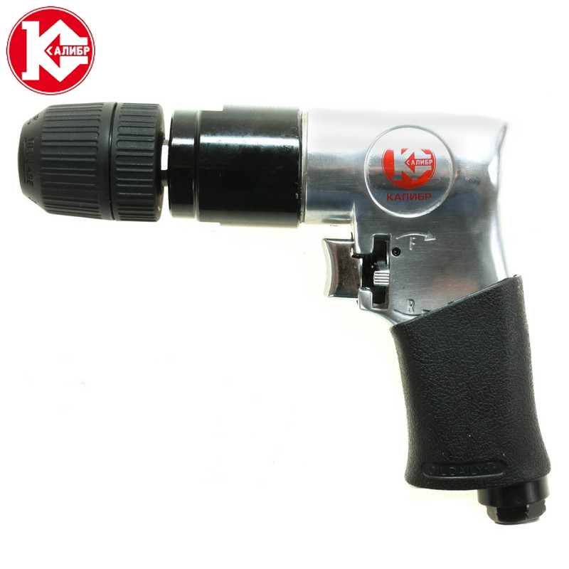 Kalibr PD-6.3/114R+PROFI Pneumatic Drill Air Threading Machine Forward and Reverse Pneumatic Screwdriver