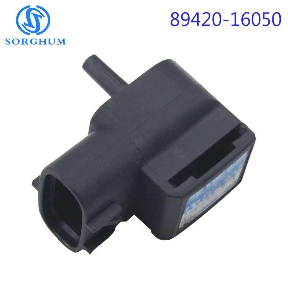 hight resolution of 89420 16050 manifold absolute pressure map sensor for toyota corolla 89420 16080