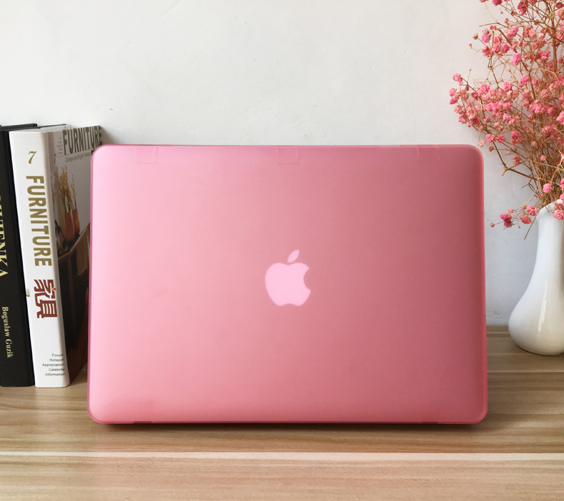 For Apple Mac Macbook Air 11 12 13 15 Frosted Various colors Hard Case Shel