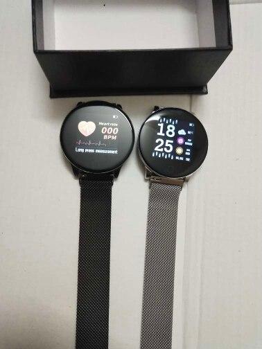 Relógios inteligentes Relógio Pressão Arterial