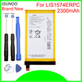 ISUNOO 2300 мАч LIS1574ERPC батарея для Sony Xperia E4 E4G Dual E2104 E2105 E2114 E2115 E2124 E2003 E2006 E2053 E2033 с инструментами