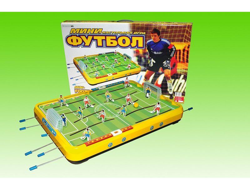 Mini-jeu de table de football portable pour enfants jouet éducatif fabriqué en russie jeux de sport de haute qualité
