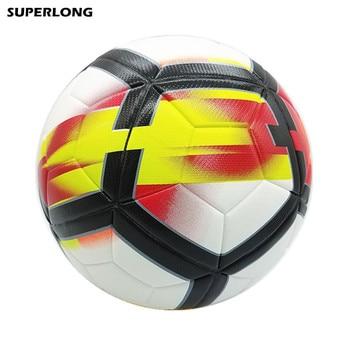 Top quality 2017-2018 England League size 5 Football ball Professional Match Trainning Soccer Ball PU Material Ball soccer balls size 4