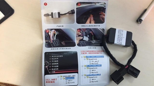 for bmw speed Limit Information SLI Emulator for BMW NBT Retrofit NBT F3/F5/F7/X5/x6(China)