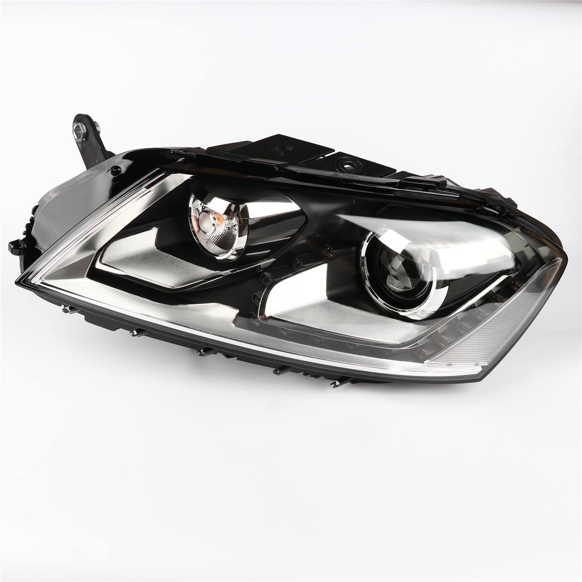 1Pcs Right Side OEM Head Light Lamp HID Xenon Headlight For VW Passat B7 L3AD 941 752 A