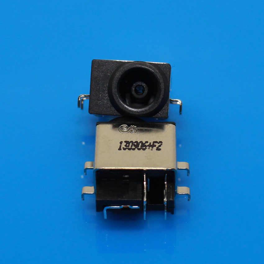 1 قطعة محمول تيار مستمر السلطة جاك لسامسونج R428 R429 R440 R423 R425 R430 R439 RV508 RV510 RV408 R530 R580 R730 R780 R780