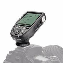 Godox Xpro-N Xpro-C TTL 2.4G Sans Fil Déclencheur Flash 1/8000 s HSS TTL Autre manuel Fonction Émetteur pour Nikon pour Canon DSLR