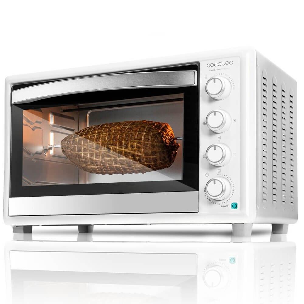 Cecotec Bake & Toast 750 Gyro Horno Conveccion Multifuncional Varios Colores