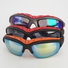 8ff0c81c2 Homens esportes ao ar livre óculos de pesca óculos polarizados óculos de  sol de vidro à