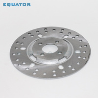 ATV Disc Brake Plate disc for ATV EQUAT Go Kart JET 50cc Motorcycle Scooter