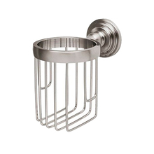 Держатель освежителя воздуха WasserKRAFT Ammer K-7045 (Материал Металл, покрытие: никель-хром)