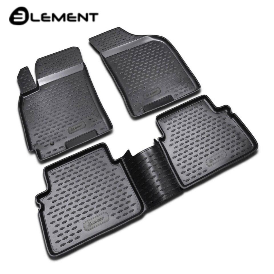 Para Chevrolet Lacetti tapetes em saloon 4 pçs/set Elemento NLC0805210K