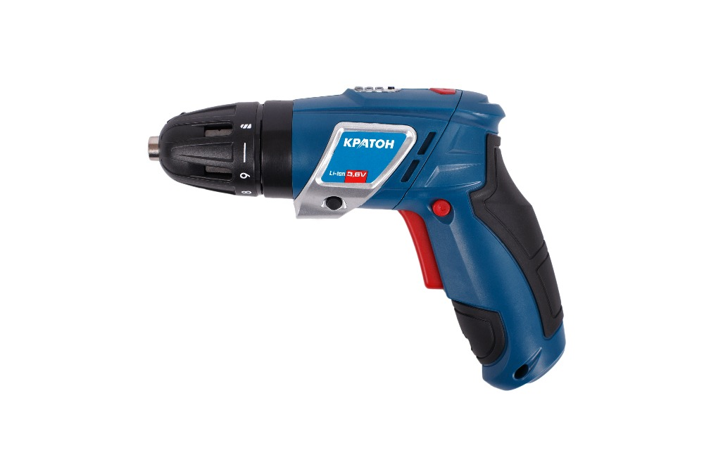 Electric screwdriver KRATON CSL-3K-H