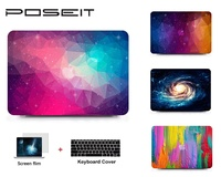 """keyboard plastic case Plastic marble Hard Case Cover Laptop Shell+Keyboard Cover+Screen Film For Apple Macbook Air Pro Retina Touch Bar 11 12 13 15"""" (1)"""