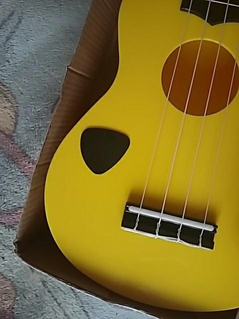 Ukulele Polegada Cordas Guitarra