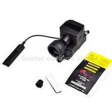 Big discount Hunting lights Element tactical light Red Laser/IR LED/ IR Laser Torch ELLM 01 Laser Pointer version Tactical Flashlight