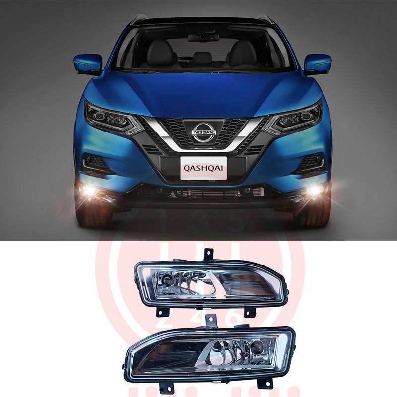 OEM Fog Light Lamps Combination switch Kit for Nissan QASHQAI VISIA MICRA 2017 2018 2019