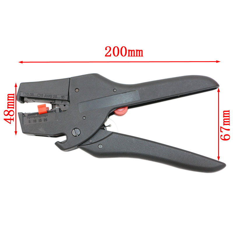 Pussy photos insulation melting wire stripper black