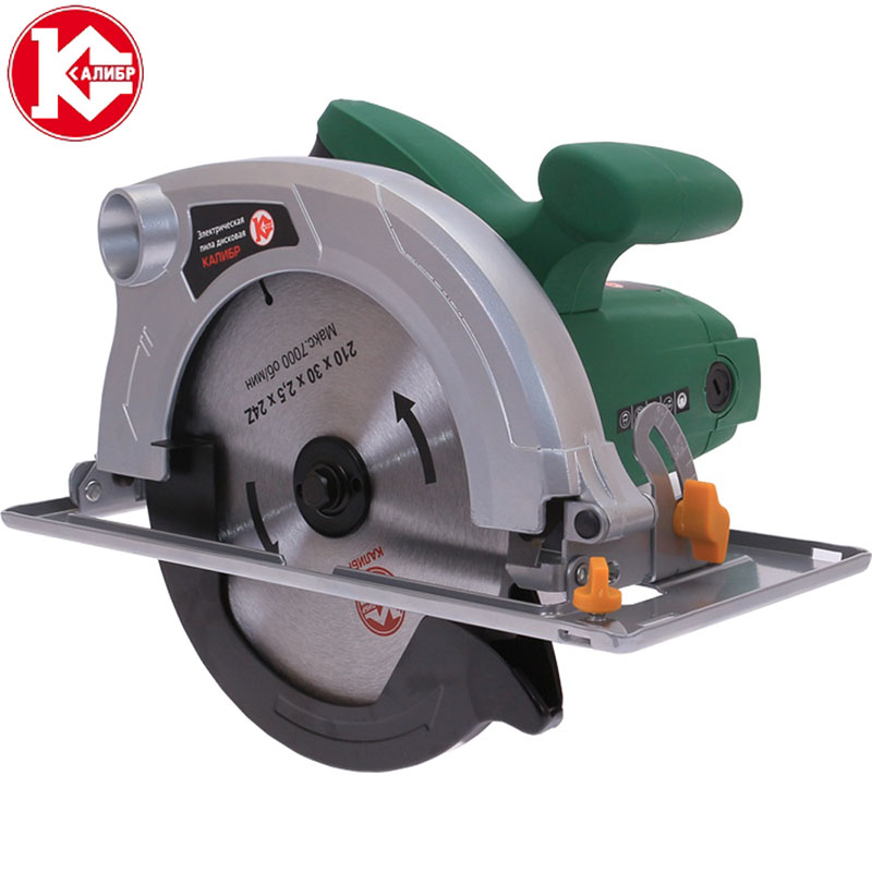 Kalibr EPD-1800/210 Cutting machine electric steel wood multi-function saw wood saw gross 23144