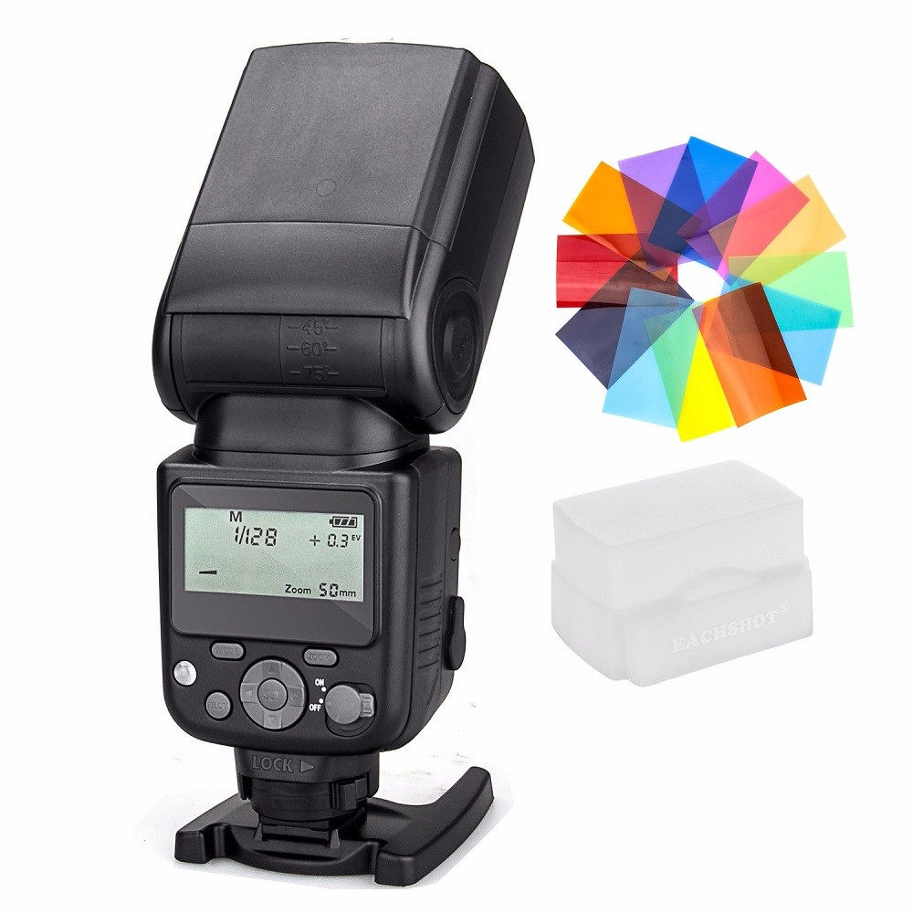 MEIKE MK 930 II for Sony MI Hotshoe Flash Speedlite for A7 III A7III A9 A6000 A6300 A6500 for alpha A99 II A77 II