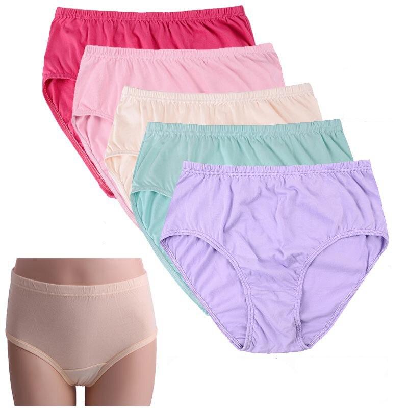4 Pz Nuovo Delle Donne Dei Riassunti Della Ragazza Shorts Hot Pants Mutandine Delle Signore Biancheria Intima Di Formato L-5xl 6xl 7xl 8xl (8xl = Un Formato) Prestazioni Affidabili