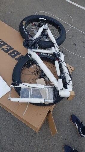 Bicicleta Primavera Primavera Freios