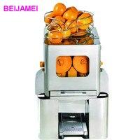 BEIJAMEI E 5 Оптовая цена электрический оранжевый соковыжималка машина может коммерческих оранжевая машина juicer