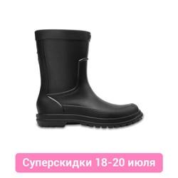 Мужские ботинки Crocs