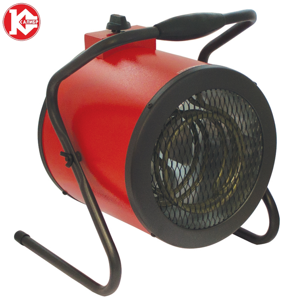 Kalibr TV 3/5 bindustrial Electric Heater Warm Air Blower Fan heater Steam air Heater 16 a air conditioning water heater leakage protector plug socket switch electrical appliances prevent electric shock