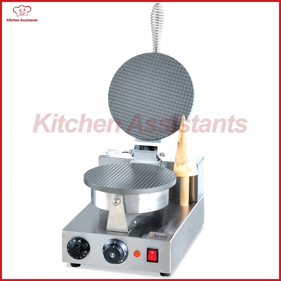 ZU1 cone baker waffle baker maker machine with mold mould low noise terminal crimping machine 1 5t with vertical mold or horizontal mold or single grain mold