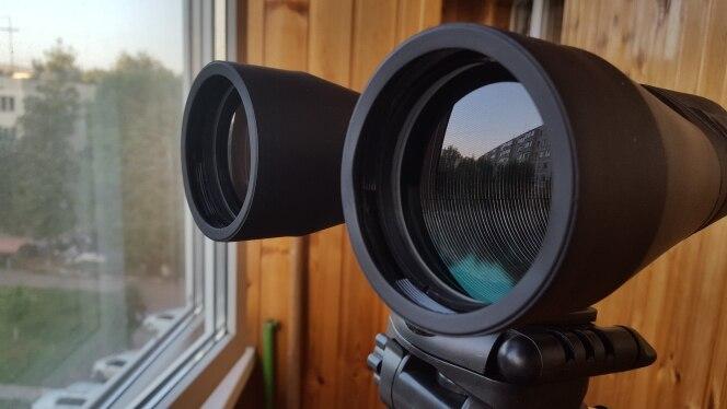 Telescópio e binóculos Professiona Professiona Ampliação