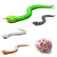 New Funny Gadgets Toys Novelty Surprise Practical Jokes RC Machine Remote Control Snake And Interesting Egg