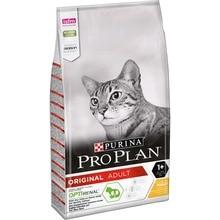 Pro Plan Original Adult корм для взрослых кошек, Курица, 10 кг.