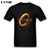 The Lord Of The Rings Fantasy Film Men T Shirt Funny Tee Shirt Men Male Custom Cotton Short Sleeve Over Size Clothing For Guys