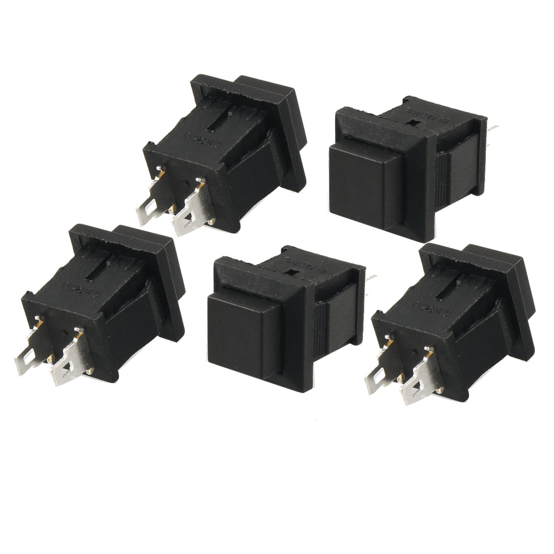 PB04 Square 14 X 14mm Momentary 2Pin SPST Mini Push Button Switch Normally Open